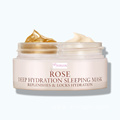 Rose Water Overnight Gel and Cream