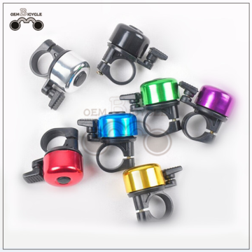 Colorful popular mini bicycle bell mountain bike bell