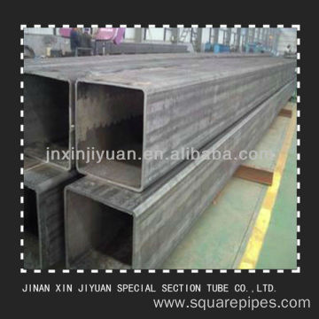 Europe Standard Square and Rectangular Seamless Steel Pipe