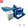 Nigerian style Roof Glazed Tile Forming Machine
