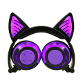 Bluetooth Wireless Headset Cat Ear Headphones