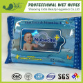 Disposable Baby Care Push Clean Tissue Wet Wipes