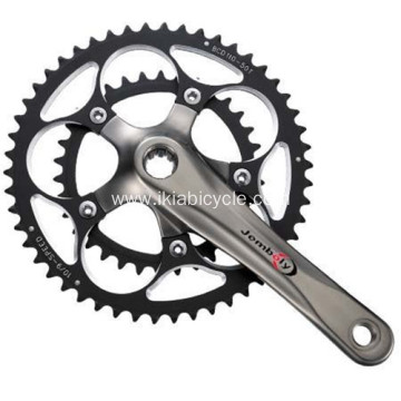 Crank Set and Chian Wheel
