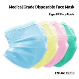 Medical Face Masks Anti Virus BFE 98%