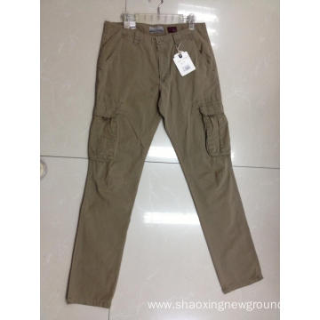 High quanlity casual cotton men's pant
