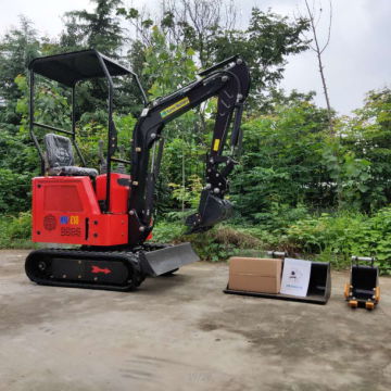 FREE SHIPPING& Gifts for 1 ton cheap price crawler mini excavator