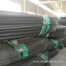 PCCP steel wire 5 mm plain surface
