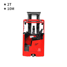 2 tons Electric Reach Truck 10m Seat-on