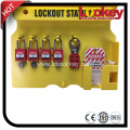 Loto Safety Lockout Station with Cover