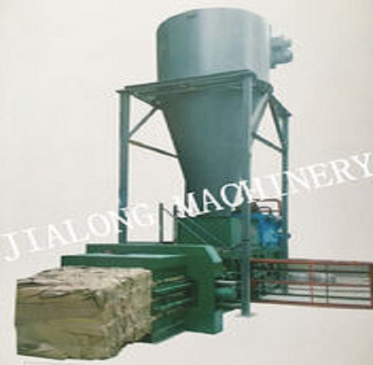 Full Automatic Waste Paper Baler Machine