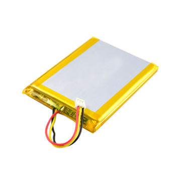 551565 2000mah 3.7v lipo battery for medical equipment