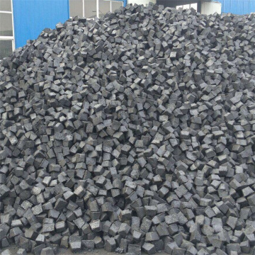 Ferroalloy use carbon electrode paste