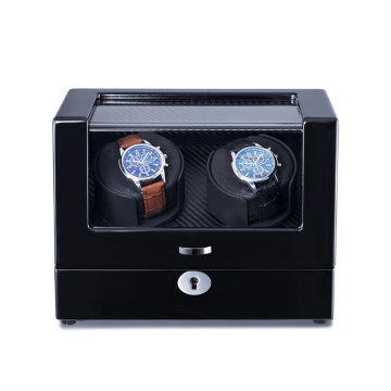leather mens watch case