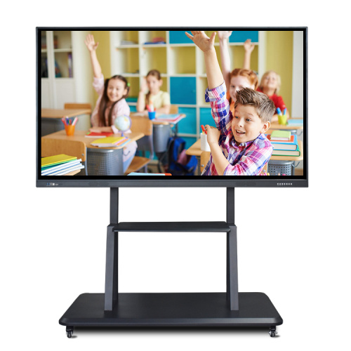 what is the smart board interactive flat panel