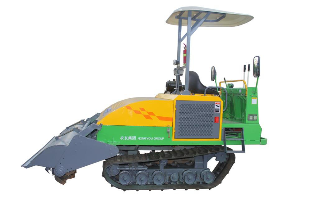 Self Propelled Rotary Track With Fertilizer Spill 2FG-180