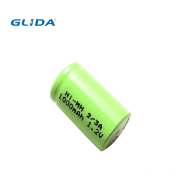 Rechargeable NI-MH Battery 350mAh 1.2V Batteries