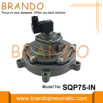 SQP75-IN Turbo Type Pulse Jet Valve 24VDC 220VAC