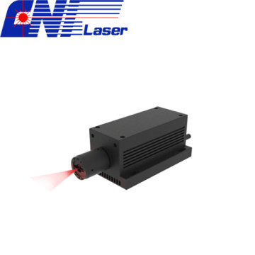 Line Laser for Rail Detection