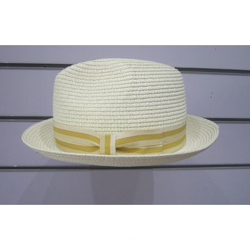 Fine Paper Braid Fedora Sun Hats