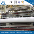 High output 1.6m SS PP spun bond nonwoven fabric making machine with great price