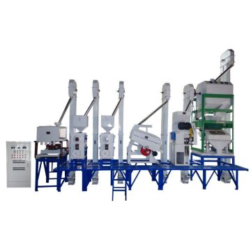 Rice milling machine from Goldrain