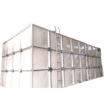 High Quality GRP FRP Water Storage Tank