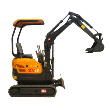 RHINOCEROS mini digger sales XN16