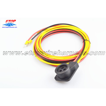 customzied Molded power cord