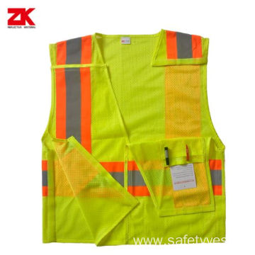 CVC Flame fluorescent jacket