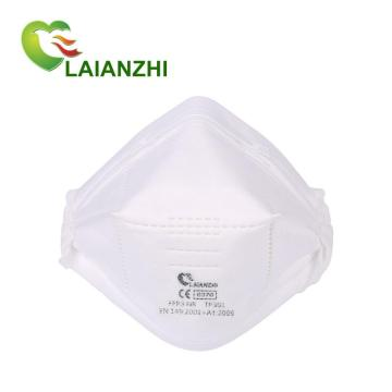 Duckbill shape headband  ISO13485 FFP3  nonwoven mask