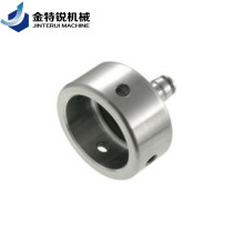 High stiffness small plastic part cnc machining truning