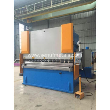 Hydraulic bending leveler-cutting-shearing roll forming machine