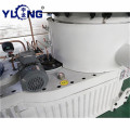 Yulong wood fuel pellets 6MM machine pellet indonesia