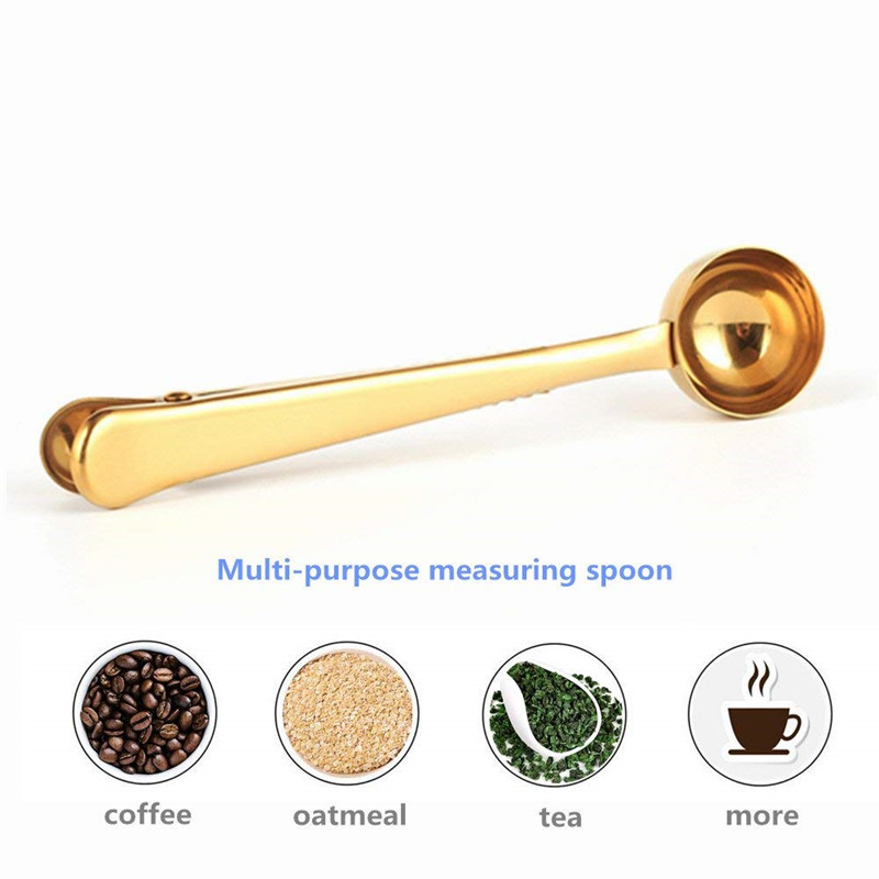 Glisten Ground Coffee Measuring Spoon