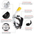 Best sealed face fit snorkel full face mask