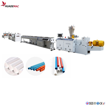 PVC Conduit Pipe Extrusion Plant