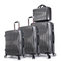 Fashion wholesale suitcase wheel luggage travel luggage set