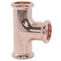 M type Copper Press Fittings