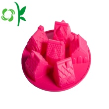 3D Six-Soap Custom Printed DIY Manual Mode Mold