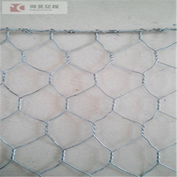 Galvanized or pvc gabion box