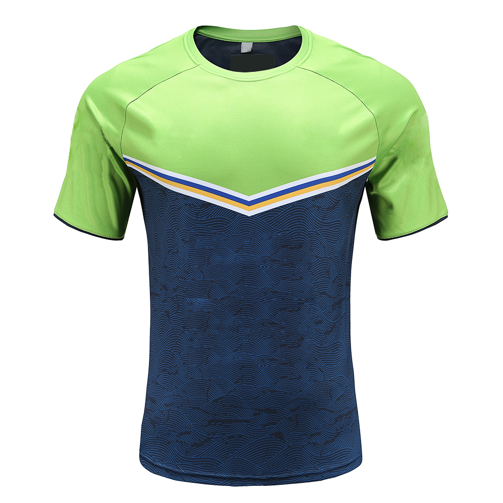 Dry Fit Rugby Wear T Shirt