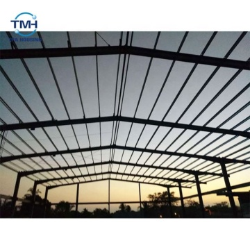 Steel Structure Workshop Warehouse New Designed Cheap