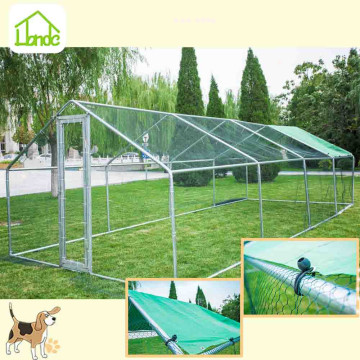 Large walk-in chicken and poultry cages