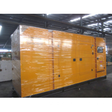 Diesel Generator Set with Silent Canopy