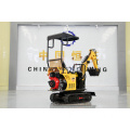 Chinese smallest mini excavator price in india