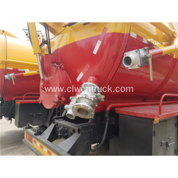 2019 New Dongfeng 18000litres Waste  Water Suction Truck
