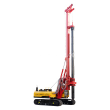 Borehole 500-1800mm core hydraulic excavator drilling rig