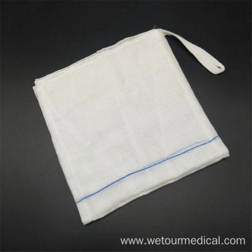 Disposable Breathable Medical Sterile Wound Care Gauze Swabs