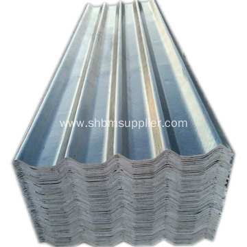 High Strength Mgo Anti-corrosion Trapezoidal Roofing Sheet
