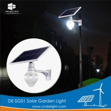 DELIGHT Decorative Solar Garden street LED lighting